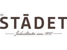 Kvarteret Städet logotype