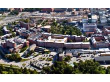 Karolinska, Stockholm