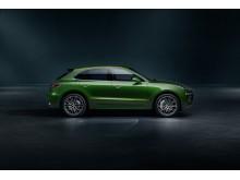 Starkare, snabbare, smidigare: nya Macan Turbo med 440 hk.