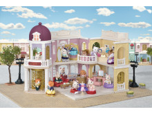 EPOCH-Sylvanian Families Town Series 6017 Grand Department Store