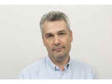 Alexander Englund, sektionschef sjukhusfysik MSI, Akademiska sjukhuset
