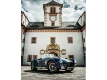 Rallye Elbflorenz 2018 mit Zwischenstop auf Schloss Augustusburg-  Krone des Erzgebirges