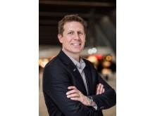 Aslak Sverdrup, lufthavndirektør Bergen lufthavn Flesland