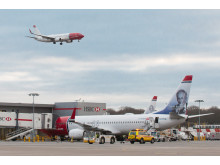 Norwegian at Gatwick