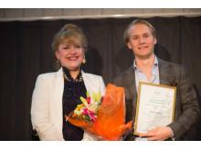 Winner of SKAPA-award 2017