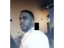 CCTV image of a man officers would like to speak to in relation to an assault in High Wycombe