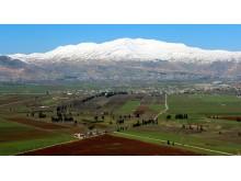 Beekadalen, Libanon