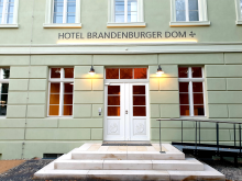 Front of Hotel Brandenburger Dom