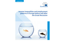 Income inequality and employment patterns