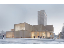 Skellefteås framtida kulturhus