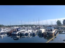 Busy Sandhamn Marina