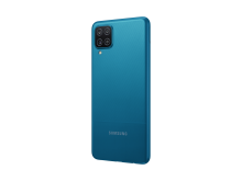 Samsung Galaxy A12_Blue_Back_L30