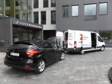 Nå kan verkstedet komme til deg!  Har din bedrift Ford-kjøretøy, kan du nå få utført service der bilen befinner seg!