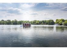 Hausboot in Lychen