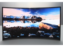 Samsung Curved OLED-TV