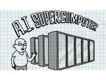 AI supercomputer