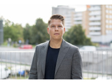 Mikko Viitala, Presschef, Telenor
