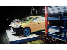 Focus RS - fra designstudio til krasjtestingslabaratoriet.
