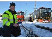 Jan Lundberg, professor i drift- och underhållsteknik vid Luleå tekniska universitet