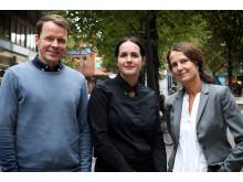 Peter Westermark, Emma Zimdahl, Åsa Stocksén