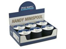Polyestersilkelinor Nya färger 2013 - Navyblå förpackning