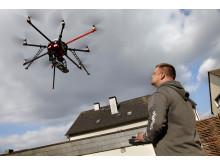 Viele Regeln und Auflagen für Drohnen-Flüge