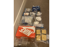 Cash and drugs recovered from address in Hammersmith