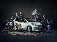 Peugeot - Swedish Fashion Talents
