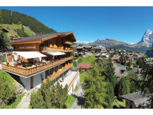 Hotel Alpenruh, Mürren