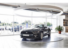 Ford Mustang i FordStore
