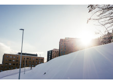 Dramsvegen panorama studentboliger