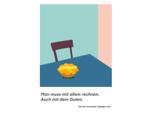 Postkarte: Leipziger Lerche