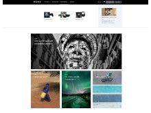 Sony Alpha Universe Europe_Landing Page