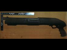 Image of recovered shotgun