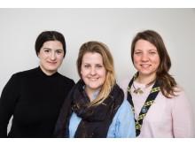 2016-års Kompassrosen-stipendiater, Konungens Stiftelse Ungt Ledarskap