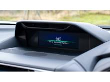 Subaru's DriverFocus system