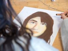 Bild2, Bildprojekt på Ersängsskolan och Bräntbergsskolan