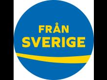 Från Sverige logotyp
