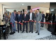 Innside by Meliá - Oberbürgermeister Burkhard Jung eröffnet feierlich das neue Hotel