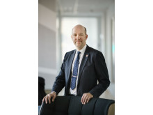 Mikael Hannus, new Excutive Secretary of the Marcus Wallenberg Foundation.