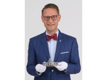 Bruun Rasmussen's specialist, Martin Hans Borg.
