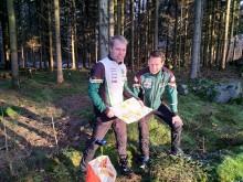 Henrik Larsson och Håkan Axelsson, 10Mila