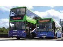 Thames Travel buses