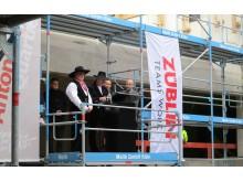 ZÜBLIN Richtfest AntoniterQuartier Köln Richtspruch