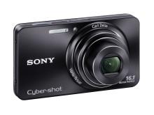 Cyber-shot DSC-W570 von Sony_Schwarz_02