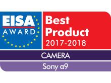 EISA Award Logo Sony a9