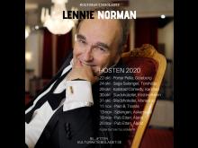 Lennie Norman - Turné