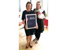 Verleihung des Digital PR Award