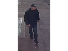 Image of witness sought - WC2 assault