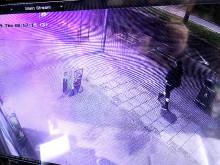 CCTV STILL: Kane Johnson at Longbridge Road